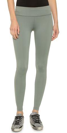 James Perse YOSEMITE Side Stripe Yoga Pants | SHOPBOP