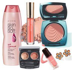 Avon Insider, Bright Sparks: Peachy Keen mark Blogger...  @mark. girl lip gloss & nail polish! Order mark @ http://egerlemann.mymarkstore.com/!