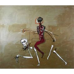Jm Basquiat, Jean Michel Basquiat Art, Aya Takano, Graffiti Murals, Digital Museum, Graphic Artwork, Art Plastique, Urban Art, Oil Painting On Canvas