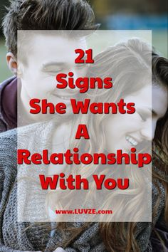 21 Signs She Wants a Relationship with You & Signs She doesn't Want You Are you wondering what are the signs she wants a relationship with you Here are 21 telltale signs she is interested in you New Relationship Quotes, Relationships Love, Serious Relationship, Healthy Relationships, Conversation With Girl, Signs She Likes You, Asking A Girl Out, How To Overcome Shyness, Crush Advice