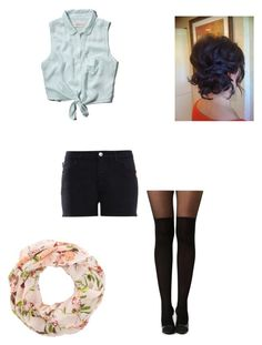 """""""Elfman Asks You Out"""" by maryvarleyrox ❤ liked on Polyvore featuring Boohoo, Abercrombie & Fitch, Love Moschino and New Look"""