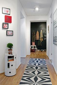 Modern and cozy apartment in Linnestaden