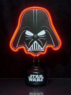 Star Wars Darth Vader Small Neon Table Light