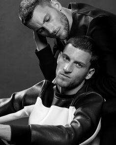 Kevin & Jonathan Sampaio | ph Marco Ovando for LOVE|SEXO Magazine