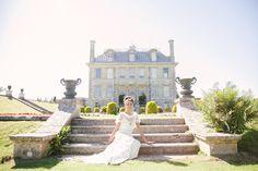 Photography: Izzie Rae Photography - izzieraephotography.com    Read More: http://www.stylemepretty.com/destination-weddings/2014/01/10/romantic-marie-antoinette-wedding-inspiration/