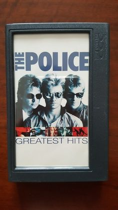 The Police Greatest Hits DCC Netherlands 1992 540 030-5