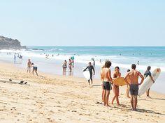 Surfcamp + Portugal