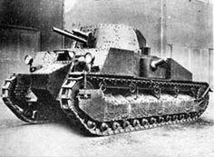 Vickers Medium Tank Mark C