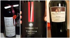 Le Tintilia premiate nella guida degli autoctoni Vini Buoni d'Italia 2015 del Touring Club. http://molisebwineblog.blogspot.it/2014/07/rassegna-stampa-i-vini-molisani-premiati-nella-guida-vini-buoni-italia-2015.html