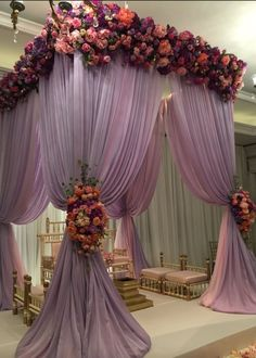 A Beautiful Pastel Mandap Decor Bookings @ 7976892634 Wedding Stage Backdrop, Wedding Canopy, Wedding Chairs, Wedding Table, Wedding Ceremony, Wedding Church, Party Wedding, Wedding Bride, Stage Backdrops