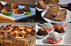 4 Retete cu cozonac uscat Diy Food, Muffin, Pie, Cookies, Breakfast, Desserts, Recipes, Torte, Crack Crackers