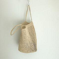 0번째 이미지 Crochet Clutch, Crochet Handbags, Crochet Market Bag, Net Bag, Summer Bags, Knitted Bags, Handmade Bags, Crochet Yarn, Lana