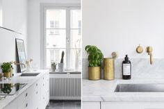 Aunque yo siempre intento convenceros de que la planta abierta es la mejor solución tanto para viviendas pequeñas como grandes, por una mejor iluminación, aprovechamiento del espacio y sobretodo pa…