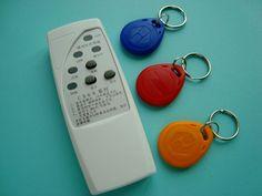 FREESHIP 125khz id card access control door RFID Copier Duplicator Cloner EM reader writer +3x EM4305 T5577 5200 writable keyfob
