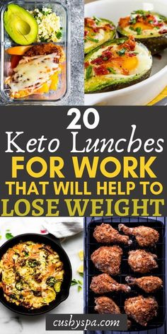 These wonderful keto lunches are great for lunch meal prep to bring to work. I l… These wonderful keto lunches are great for lunch meal prep to bring to work. I love these low carb recipes because they make it… Continue reading → Healthy Diet Recipes, Healthy Meal Prep, Keto Recipes, Cooking Recipes, Ketogenic Recipes, Keto Snacks, Meal Prep Low Carb, Protein Recipes, Keto Foods