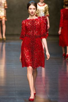 Dolce & Gabbana, Array, Ready-To-Wear, Милан ОСЕНЬ-ЗИМА 2013/2014