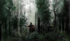 The Hunt by OldRepublicArt on DeviantArt