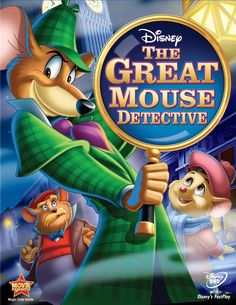 The Great Mouse Detective - 1986