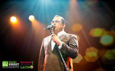 Gilberto Santa Rosa en concierto en Montreal 2013