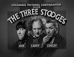 I remember going to Saturday morning movies and watching the Three Stooges and The Lone Ranger. The Stooges, The Three Stooges, Mejores Series Tv, The Lone Ranger, Old Shows, Columbia Pictures, Old Tv, Classic Tv, Vintage Movies