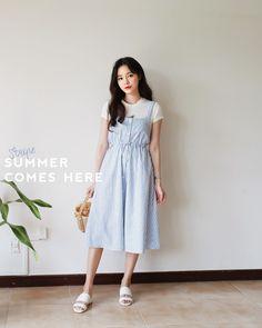 Ideas vintage look hijab Korea Fashion, Kpop Fashion, Asian Fashion, Girl Fashion, Fashion Outfits, Womens Fashion, Fashion Ideas, Modest Outfits, Modest Fashion