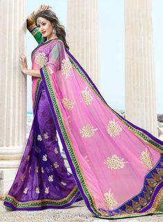 Deserving reception #saree online at #craftshopsindia   #designersaree