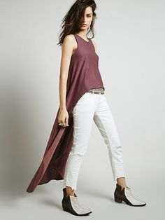 Free People Tammy Tee at Free People Clothing Boutique