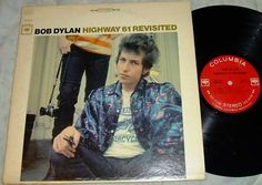 Bob Dylan~Highway 61 Revisited~RARE Alternate~1A~Stereo~LP Record Vinyl