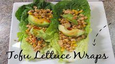 How to make Tofu Lettuce Wraps - Pioneer Woman Recipe!