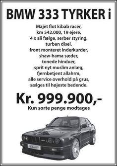 BMW sælges.