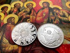 Unikátna zbierka 12 Apoštolov v striebre  Limitovaná kolekcia pamätných medailí výhradne len v ponuke Národnej Pokladnice! Ale, Personalized Items, Ale Beer, Ales, Beer
