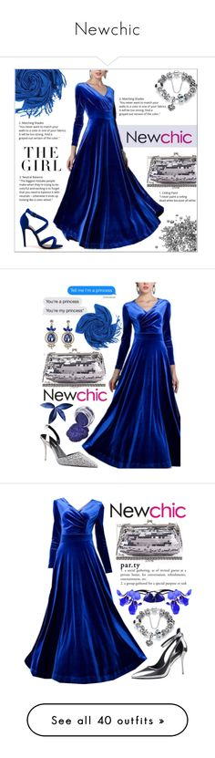 """""""Newchic"""" by veronica7777 ❤ liked on Polyvore featuring Kershaw, chic, New, newchic, OPI, Bare Escentuals, Bobbi Brown Cosmetics, MAC Cosmetics, Bella Bellissima and Dolce&Gabbana"""