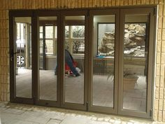 Looking to Renovate? Including stacking/sliding doors in your home can be a smart move because of their many design and functional advantages. Some benefits include safety and security, space saving, lets in natural light, and allowing easy access to outdoors. #Aluminium #DelareyW Folding Doors, Safety And Security, Easy Access, Space Saving, Natural Light, Outdoors, Windows, Design, Home Decor
