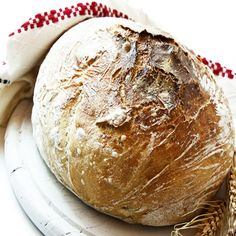 No-Knead Dutch Oven Bread Recipe - Real Food - MOTHER EARTH NEWS