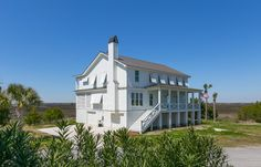 This gorgeous Sullivan's Island Home built by Sea Island Builders is just the kind of place that family memories are made generation after generation.