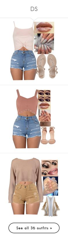"""""""DS"""" by cad-shantana-aryeequaye ❤ liked on Polyvore featuring Topshop, River Island, Stuart Weitzman, Boohoo, Vans, Jessica Simpson, H&M, Converse, WearAll and Marysia Swim"""