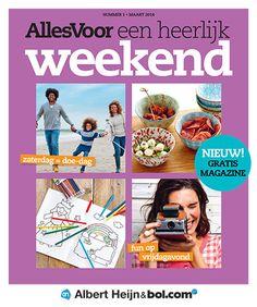 bol.com | AllesVoor | inspiratiemagazine van bol.com en Albert Heijn |