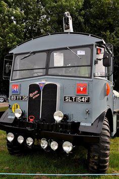 AEC Tractor Unit, Alresford Show