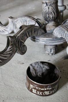 Wood Wax, Chalk It Up, Diy Paper, Juni, Chalk Paint, Dog Bowls, Shabby Chic, Architecture, Antiques