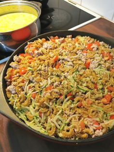 Paella, Fried Rice, Fries, Yummy Food, Ethnic Recipes, Waiting, Ideas, Delicious Food, Thoughts