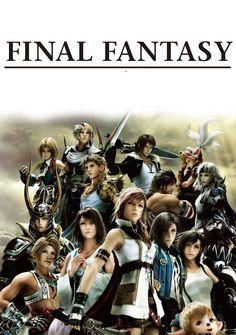 Final Fantasy - WOW o.O