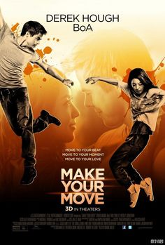 Twitter / BoAtheKOREA: 【Make Your Move 3D】Poster ...