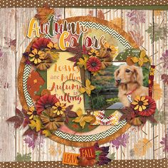Autumn Colors Template : November Template Challenge2 by Tinci Designs http://forums.gingerscraps.net/showthread.php?35602-November-2016-Template-challenge-2  Kit : Leaves Falling, Autumn Calling by GingerBread Ladies http://store.gingerscraps.net/Monthly-Mix-Leaves-Falling-Autumn-Calling.html