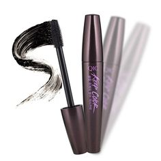 Long Lasting Lashes Extension Silicone Brushhead 3D Fiber Eyelash Mascara