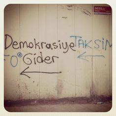 Democracy on Taksim