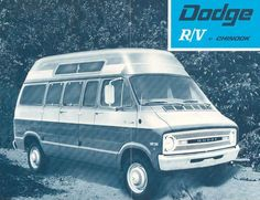 Details about 1977 Fireball Model 18 9 Dodge Motorhome RV