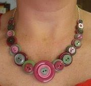 Button Jewelry Tutorial - Bing Images