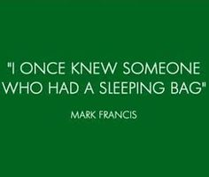 Made in Chelsea Mark Francis quotes