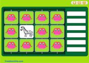 Practice listening and matching spellings of body parts vocabulary to the correct images or pictures they represent. Learners will improve their word recognition skills through this online fun English game. Esl Learning, Learning Objectives, Fun English Games, Crossword Puzzles Online, Fun Educational Games, Online Fun, Action Verbs, Student Motivation, Memory Games