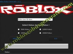 Roblox Hack & Cheats is a online website base robux generator tool which used to get free unlimited robux and tix! Roblox Online, Sewing Projects, Projects To Try, Roblox Codes, Free Credit, Generators, Global Warming, Soft Furnishings, Personal Finance